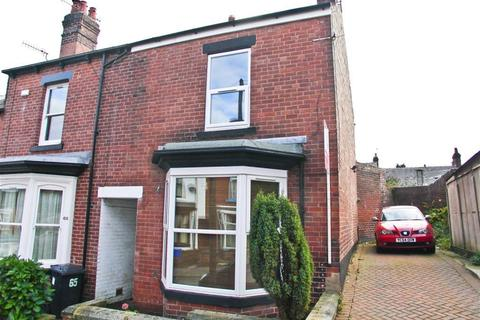 3 bedroom end of terrace house to rent - Hunter Hill Road, Sheffield, S11 8UD
