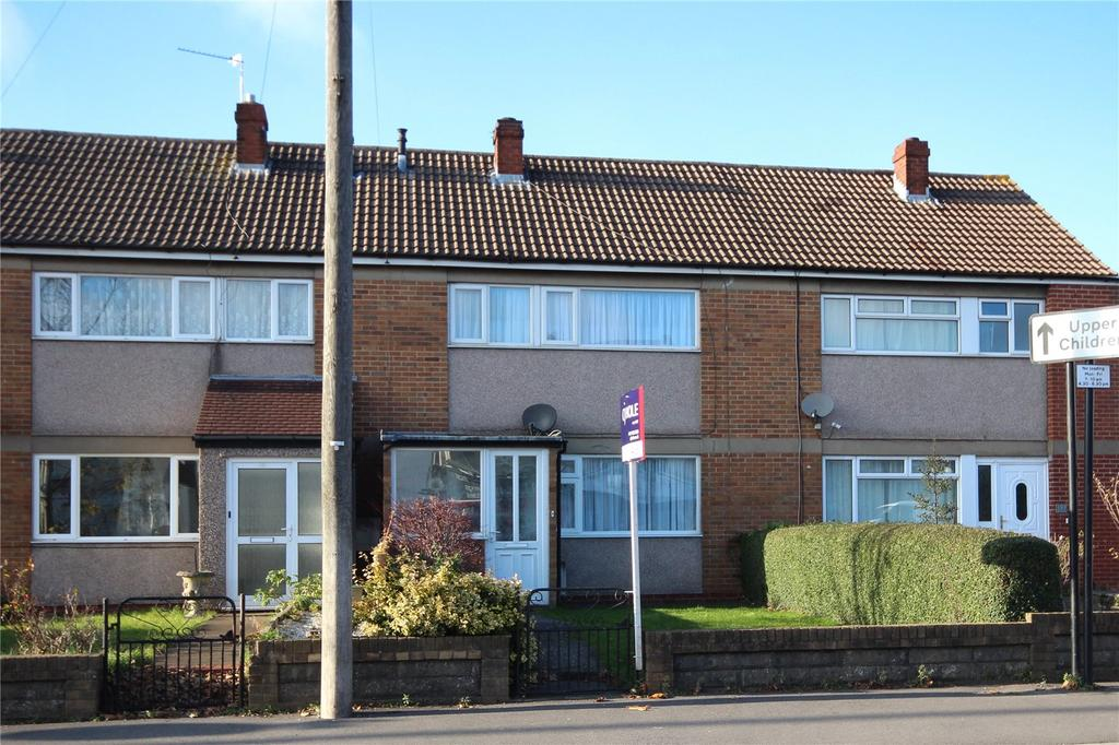 3 Bedrooms Terraced House for sale in Filton Road, Horfield, Bristol, BS7