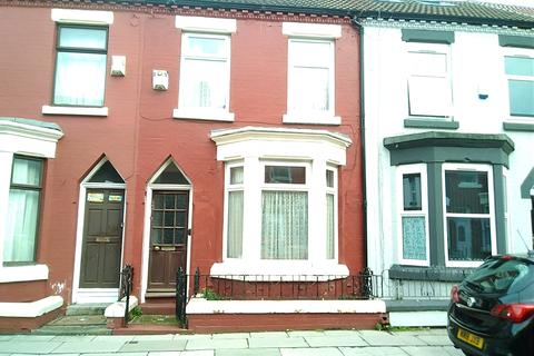 3 bedroom terraced house for sale - Halsbury Road , Liverpool L6