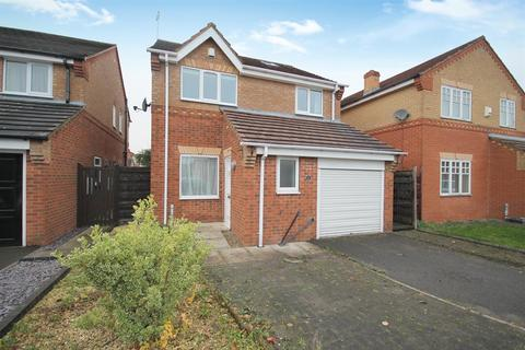 5 bedroom detached house for sale - Harden Close, York, Rawcliffe, YO30 4WE