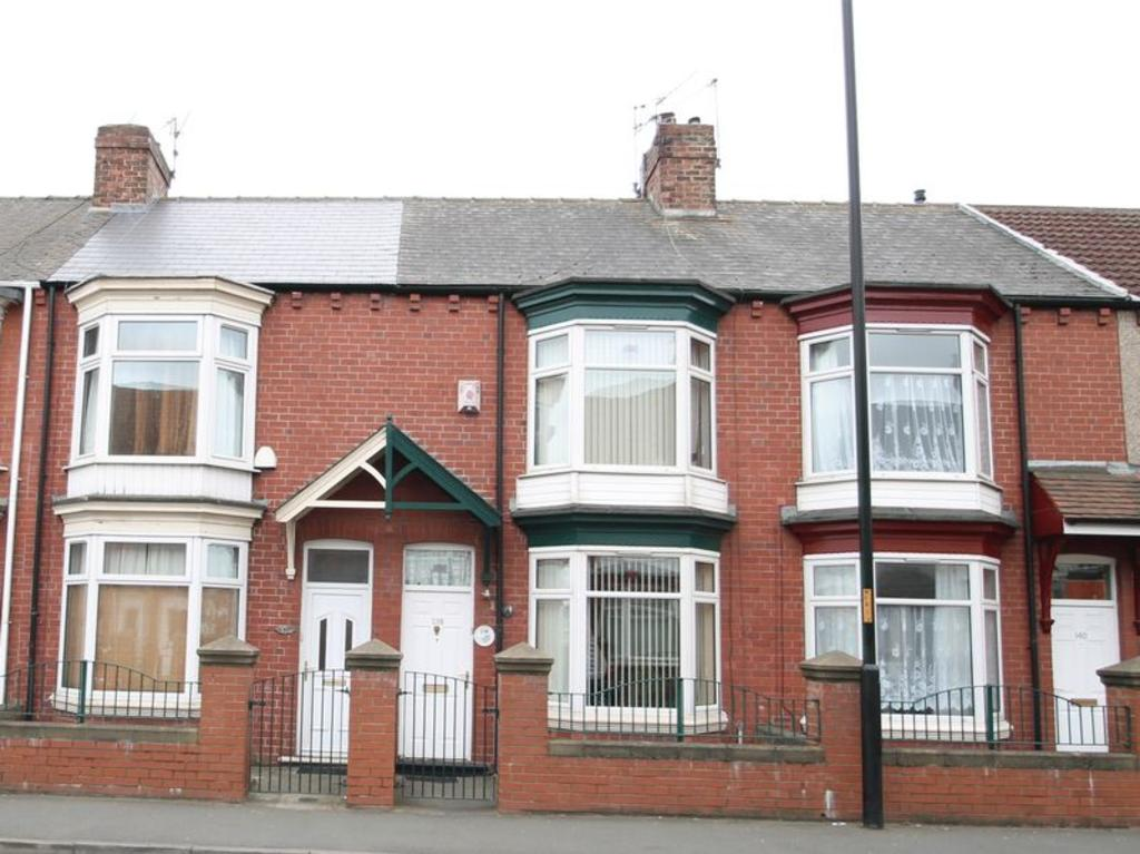3 Bedrooms Terraced House for sale in Ayresome Street, Middlesbrough, TS1 4PE