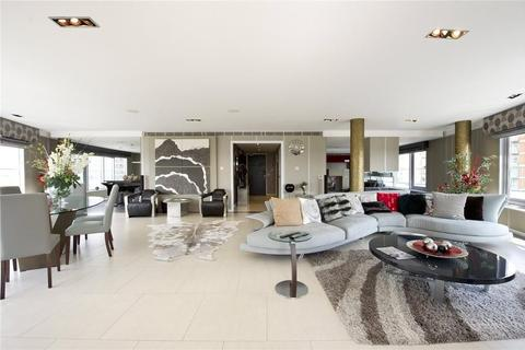 3 bedroom apartment for sale - New Providence Wharf