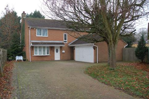 4 bedroom detached house for sale - Ibstock Close, Off Billing Lane, Northampton NN3 5DL