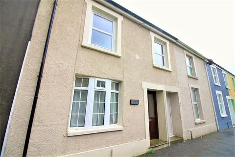 3 bedroom terraced house for sale - Chapel Lane, Haverfordwest, Pembrokeshire. SA61 2JD