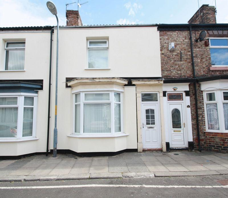 2 Bedrooms Terraced House for sale in Bedford Street, Stockton, TS19 0DA