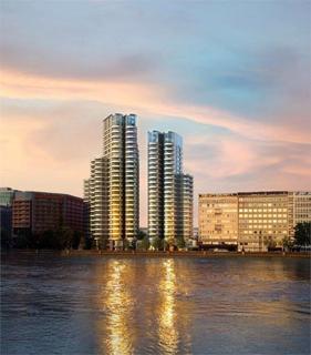 3 bedroom flat for sale - The Corniche, Albert Embankment, London