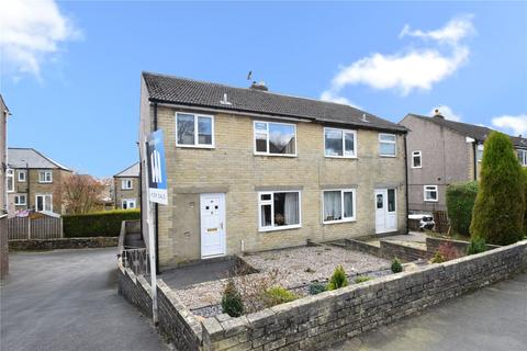 3 bedroom semi-detached house for sale - Providence Crescent, Oakworth, Keighley, West Yorkshire, BD22
