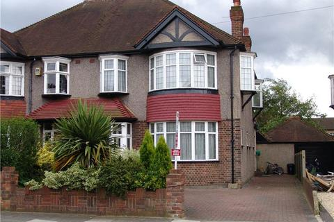 4 bedroom semi-detached house to rent - Buxton Drive, New Malden