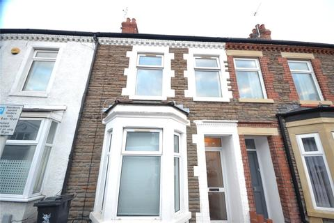 3 bedroom terraced house for sale - Cottrell Road, Roath, Cardiff, CF24