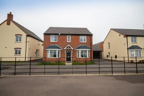 4 bedroom detached house for sale - Lumley Close, Derby