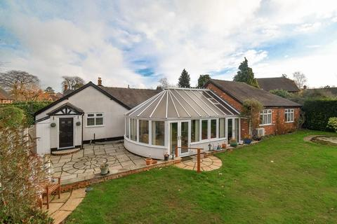 3 bedroom detached bungalow for sale - Newcastle Road, Congleton