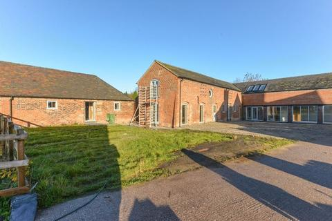 5 bedroom barn conversion for sale - Dorrington Lane, Woore, Crewe