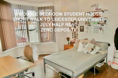 5 bedroom end of terrace house to rent - Kimberley Road, Leicester