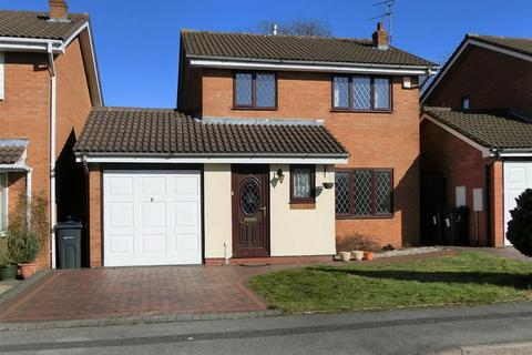 3 bedroom detached house for sale - St. Peters Close, Hall Green, Birmingham