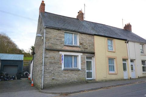 2 bedroom end of terrace house for sale - Cardigan