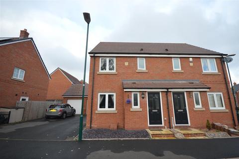 3 bedroom semi-detached house for sale - Ashfield Lane, Marston Green, Birmingham