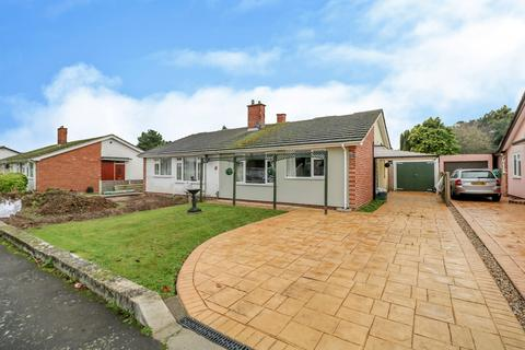 2 bedroom semi-detached bungalow for sale - Leys Road, Wivenhoe, Colchester, CO7