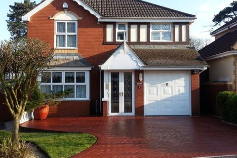 4 bedroom detached house for sale - Hastings Crescent, Old St. Mellons, Cardiff