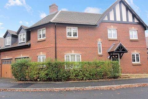 5 bedroom detached house for sale - St. Phillips Grove, Bentley Heath, Solihull, B93 8FE