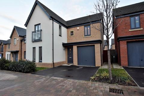 4 bedroom detached house for sale - Bayleaf Avenue , Hampton Vale, Peterborough