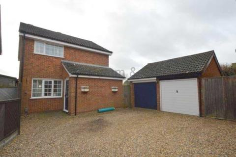 4 bedroom detached house for sale - Reydon Close, West Norwich