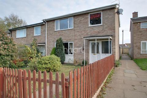 3 bedroom end of terrace house for sale - Deck Walk, Bury St Edmunds