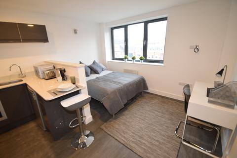 Studio to rent - 100 Arundel Street, Sheffied S1 4FL