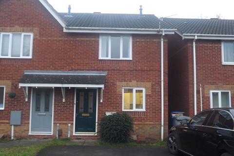 2 bedroom semi-detached house to rent - St Pancras Way , Chester Green , Derby  DE1