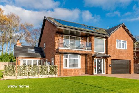 5 bedroom detached house for sale - Scots Gap, Morpeth, Northumberland