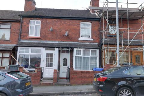 2 bedroom terraced house to rent - King William Street, Tunstall