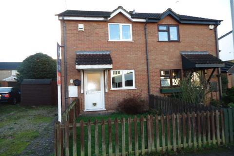 2 bedroom semi-detached house for sale - Grampian Close, Aylestone Park, Leicester, LE2