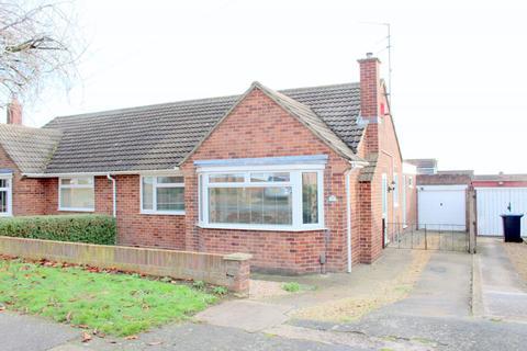 2 bedroom semi-detached bungalow for sale - Longmynd Drive, Duston, Northampton NN5 6DJ