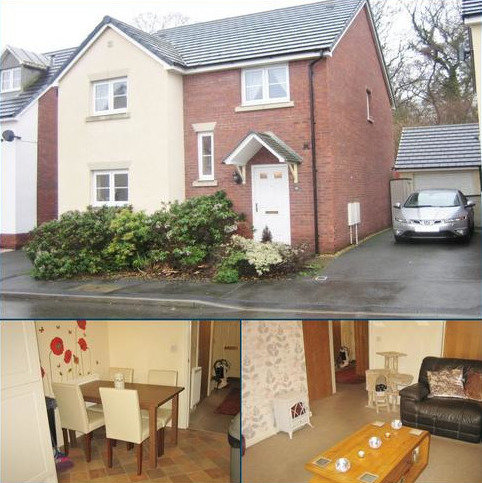 4 bedroom detached house for sale - Clos Y Wern, Hendy