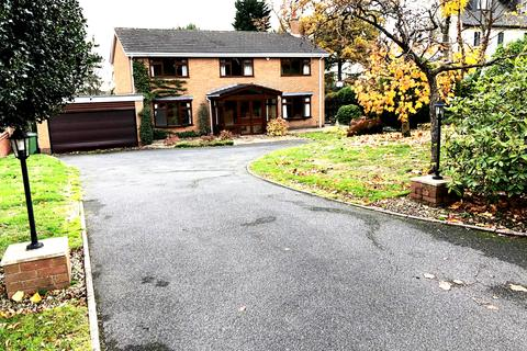 4 bedroom detached house to rent - Lovelace Avenue, Solihull, Moseley Road, Birmingham B91