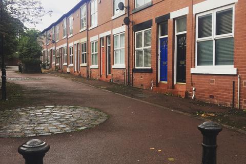 2 bedroom terraced house to rent -  Evans Street,  Salford, M3