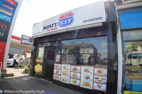 Restaurant for sale - Hoe Street, London, E17