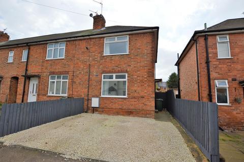 2 bedroom end of terrace house for sale - Coronation Avenue, Wigston, LE18 2BN