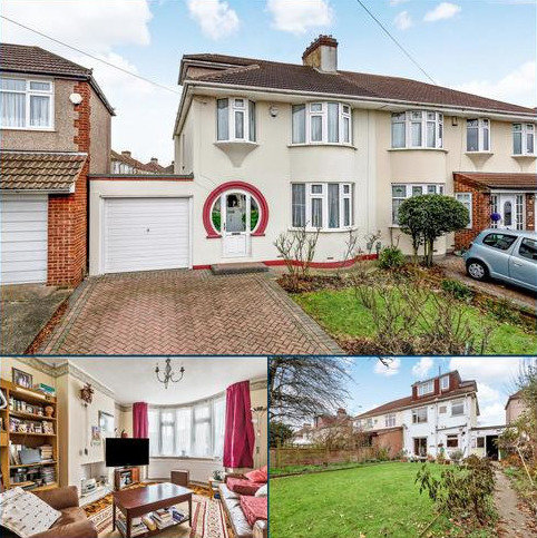 4 bedroom semi-detached house for sale - Hythe Avenue Bexleyheath DA7