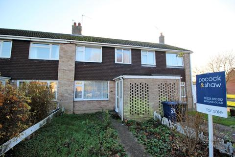 3 bedroom terraced house for sale - Belmore Close, Cambridge