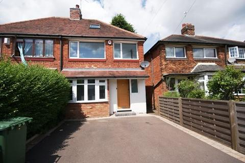3 bedroom semi-detached house to rent - Clinton Road, Shirley, SOLIHULL, B90