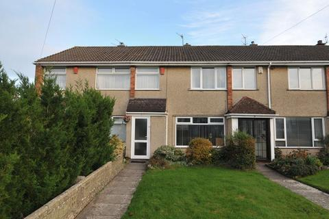 3 bedroom terraced house for sale - Claydon Green, Whitchurch, Bristol, BS14