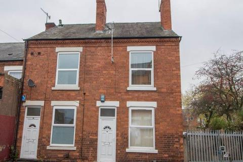 3 bedroom end of terrace house to rent - Commercial Road, Bulwell, Nottingham, NG6 8HE