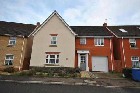 4 bedroom detached house for sale - Stirling Road, Catton, Norwich