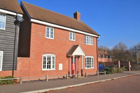 3 bedroom detached house for sale - Richmond Road, Colchester, CO2 7FJ