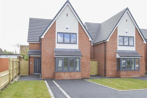 4 bedroom detached house for sale - Bishopton Close, Shirley, Solihull