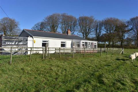 3 bedroom property with land for sale - Blaencwrt, Llanwnnen, Lampeter