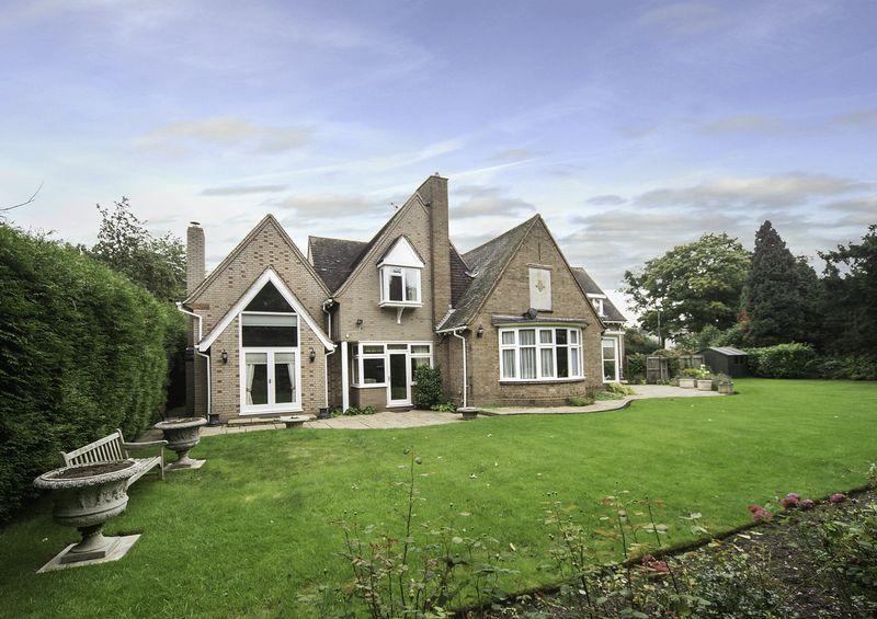 5 Bedrooms Detached House for sale in Clifton Road, Tettenhall, Wolverhampton
