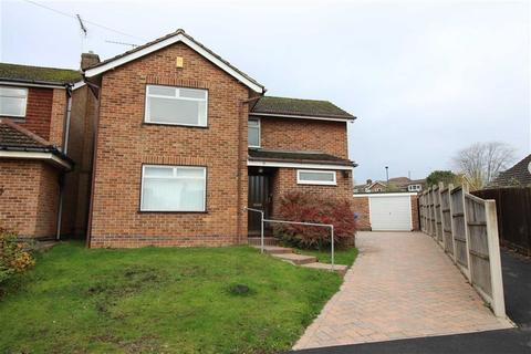 3 bedroom detached house for sale - Oak Close, Allestree, Derby