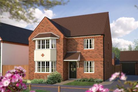 5 bedroom detached house for sale - Oxford, Plot 288  Bowbrook Meadows, Off Mytton Oak Road, Squinter Pip Way, Shrewsbury SY3 5JD