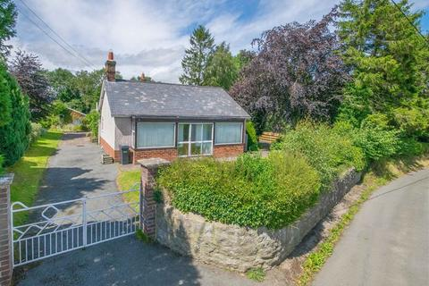 3 bedroom detached bungalow for sale - Ysceifiog, Holywell